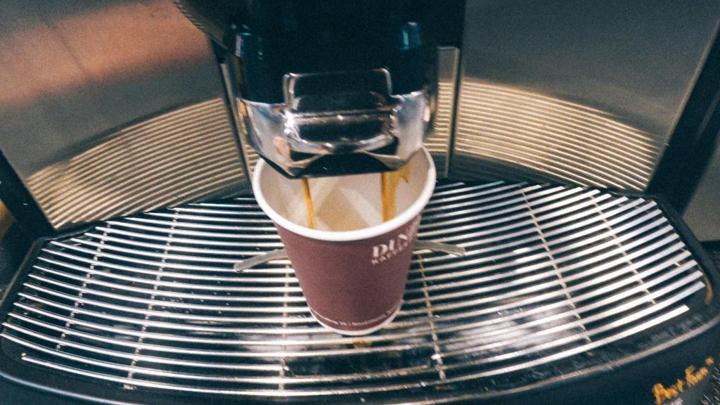 Grandes empresas vietnamitas Máquina de café Vietnã