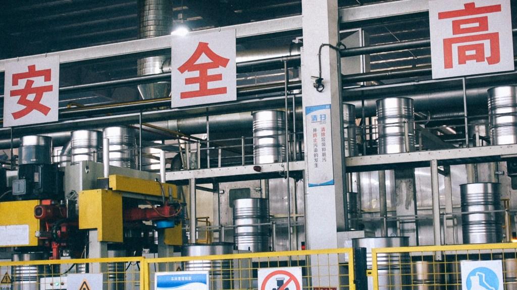 Dicas de ouro para começar importar da China Imagens de fábrica na China