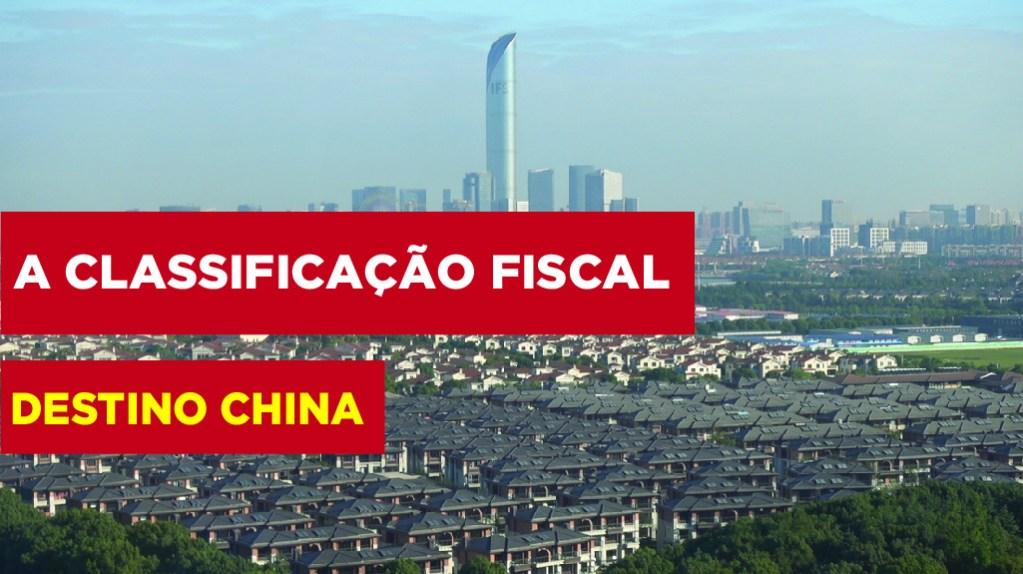 A classificação fiscal de mercadorias Classificação fiscal de mercadorias