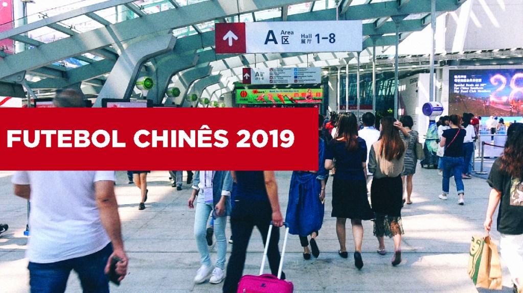Futebol chinês 2019 Futebol na China