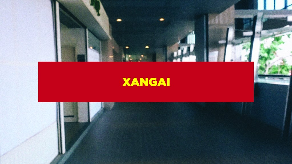 Xangai Cidade de Xangai na China