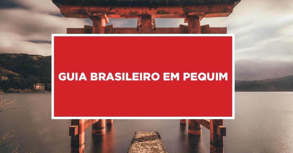 Guia Brasileiro em Xangai Tour com assessoria de guia Brasileiro em Xangai
