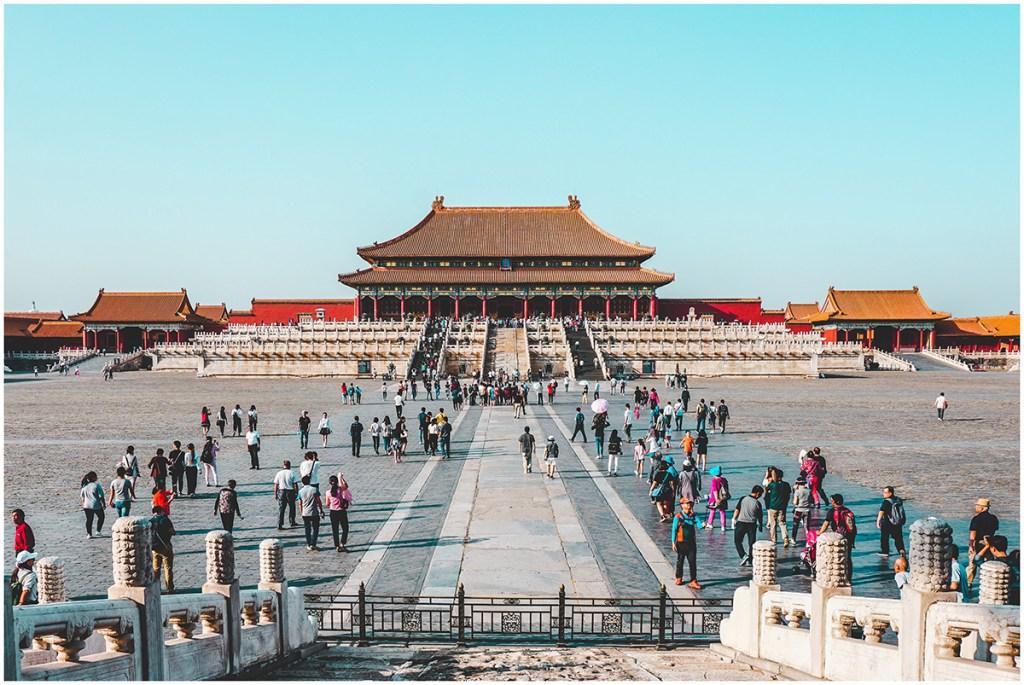 A China está atrasada ou não