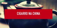 Cigarro consumido na China