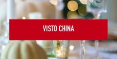 Tirando visto para a China