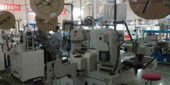 Máquinas industriais na China