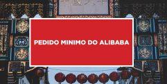 Pedido minimo do Alibaba Busca específica de pedido mínimo do Alibaba