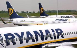 Viagens baratas para a Europa na Ryanair