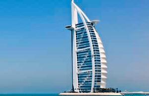 Promoções de Voos para o Dubai