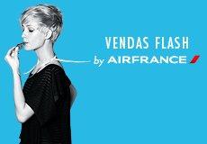Bilhetes de Avião na Air France