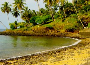 Viagens Económicas para São Tomé