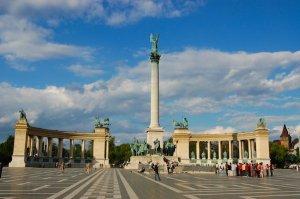 Promoções TAP para Budapeste e Praga