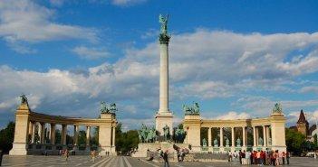 Voos de baixo custo para Budapeste