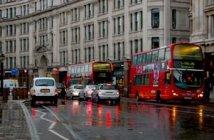 Viagens económicas para Londres