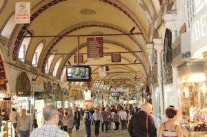Visitas Grátis em Istambul - Grande Bazar