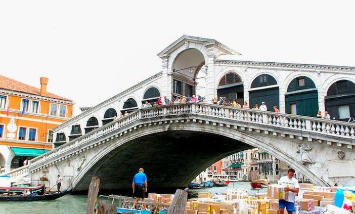 Guia de Viagem Veneza - Ponte de Rialto