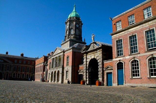 Pontos turísticos de Dublin