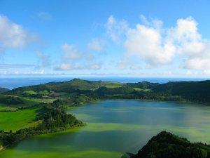 Como ir do aeroporto para Ponta Delgada