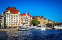 Transportes do aeroporto de Arlanda para Estocolmo