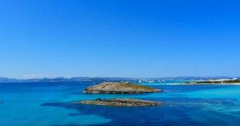 Como ir do aeroporto de Ibiza para o centro