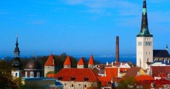 Como ir do aeroporto para o centro de Tallinn