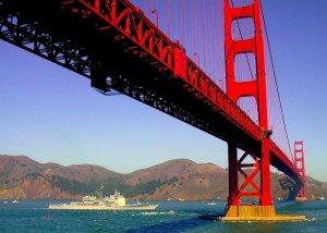 Como chegar a São Francisco: transportes a partir do aeroporto
