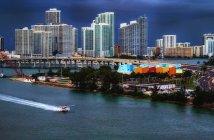 Transportes do aeroporto de Miami para o centro