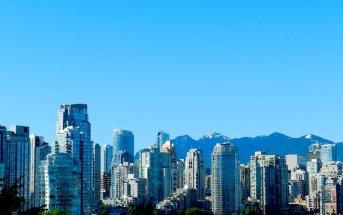 Como chegar a Vancouver a partir do aeroporto