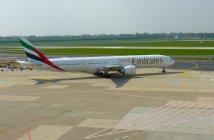 Emirates na classe executiva