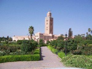 Mesquita Koutoubia - Marraquexe