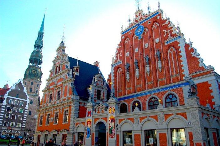 Visita a Riga