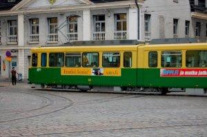 Elétrico nº 3 - Helsínquia