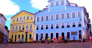 Centro histórico de Salvador da Bahia. Autor: joquerollo sob licença Creative Commons Attribution 2.0 Generic