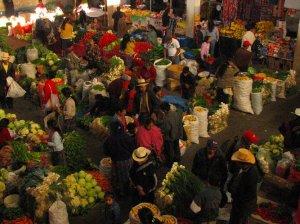 Mercado de Chichicastenango - Guatemala