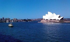 Viagens à Austrália e Nova Zelândia