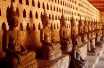 Templos e cidades da Indochina
