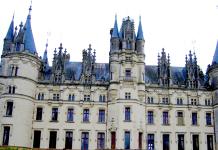Castelos do Loire - Circuito em França