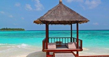 Praias de sonho nas Maldivas