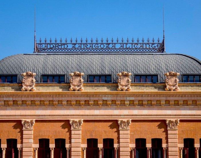 Estação de comboios de Madrid