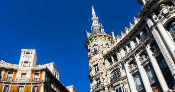 Alojamento barato em Madrid