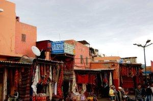Visita a Marraquexe, a cidade vermelha