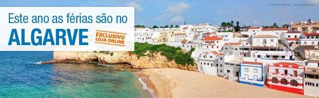 Férias Algarve da Agência Abreu