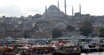 Escapadinha em Istambul