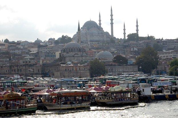 Circuito na Turquia - Istambul