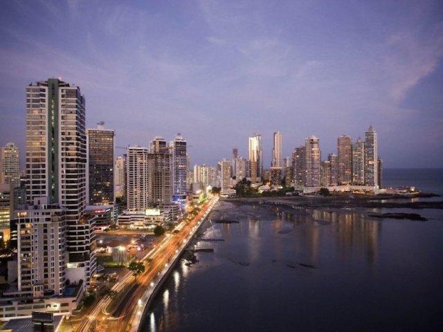 Vista da Cidade do Panamá