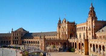 Plaza de Espanha - Sevilha
