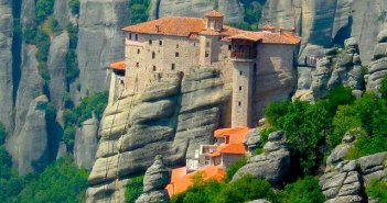 Viagem a Meteora na Grécia