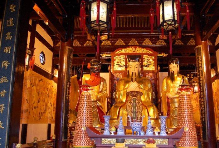 Templo de Xangai