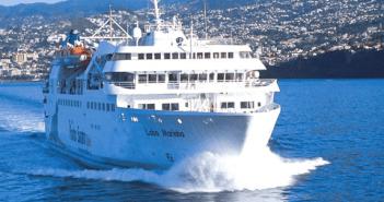 Como chegar a Porto Santo de ferry a partir da Madeira