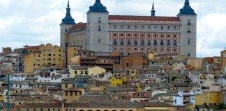 Como ir de Madrid para Toledo de comboio